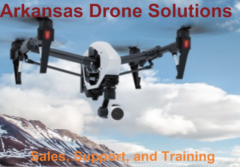 Looking for drones in Arkansas? Check out Arkansas Drone Solutions.