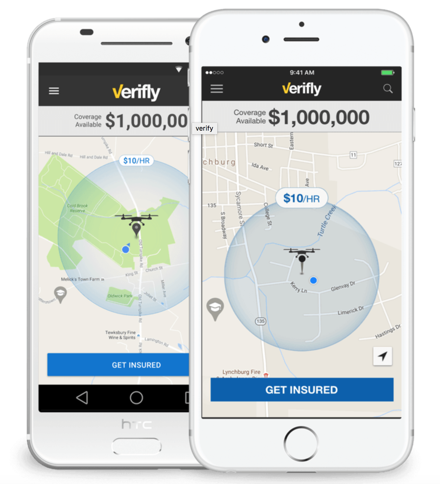 First On-Demand Drone Insurance Company Launches in 40 States