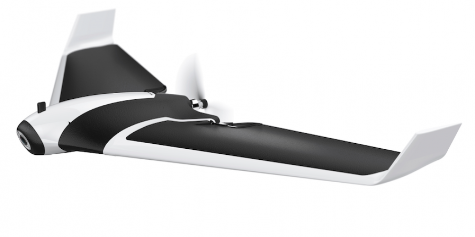 Parrot's fixed wing Disco drone takes flight next month for $1,300
