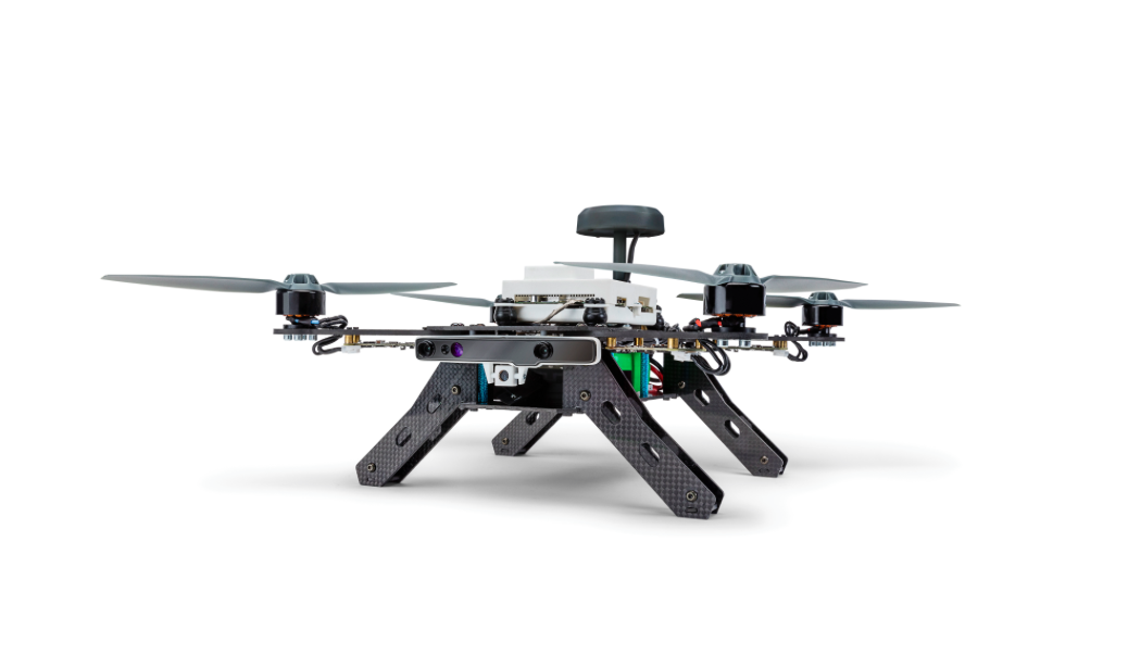Intel unveils a ready-to-fly drone, the Aero, to win over developers