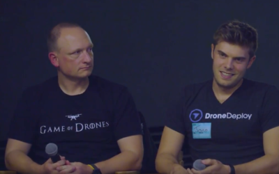 DJI, Airbus & Drone Deploy panel discussion