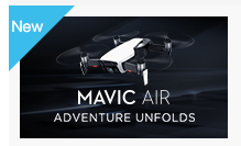 New Mavic Air